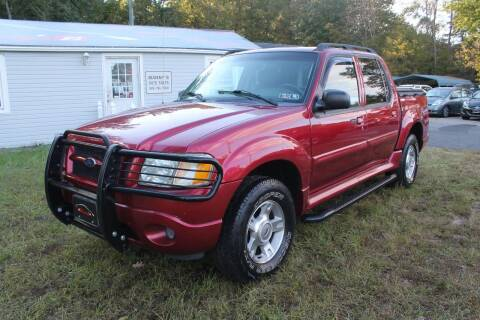 2004 Ford Explorer Sport Trac for sale at Manny's Auto Sales in Winslow NJ