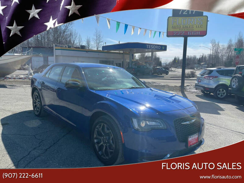 2018 Chrysler 300 for sale at FLORIS AUTO SALES in Anchorage AK