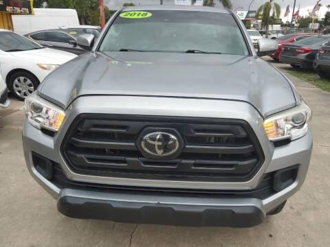 2018 Toyota Tacoma for sale at MK Motorsports LLC. in Orlando FL