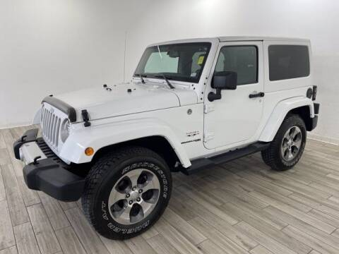2018 Jeep Wrangler JK for sale at TRAVERS GMT AUTO SALES - Traver GMT Auto Sales West in O Fallon MO