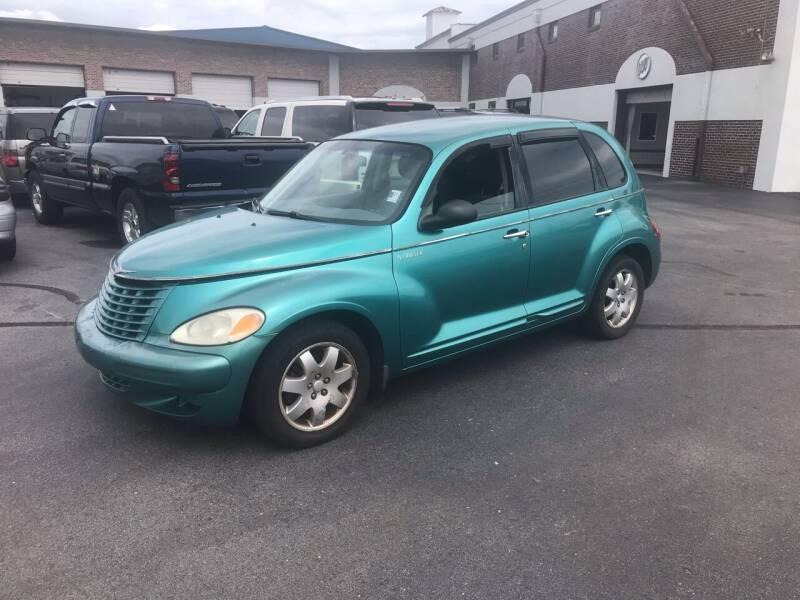 2004 Chrysler PT Cruiser for sale at Blue Bird Motors in Crossville TN