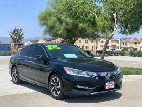2017 Honda Accord for sale at Esquivel Auto Depot in Rialto CA