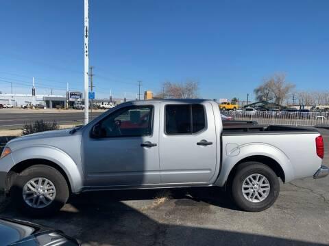 2019 Nissan Frontier for sale at ELITE MOTORS in Victorville CA