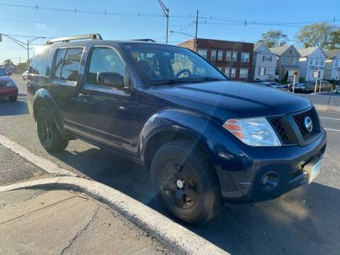 2008 Nissan Pathfinder for sale at G1 AUTO SALES II in Elizabeth NJ