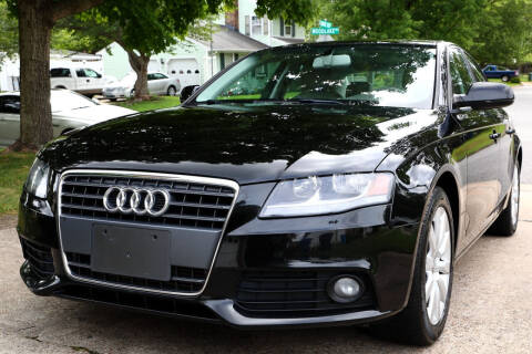2012 Audi A4 for sale at Prime Auto Sales LLC in Virginia Beach VA