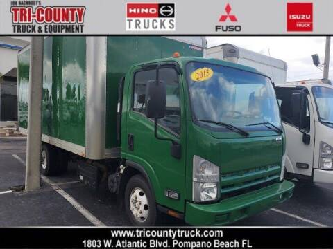 2015 Isuzu NPR HD for sale at TRUCKS BY BROOKS in Pompano Beach FL