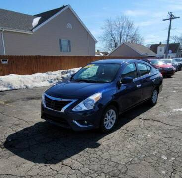 2018 Nissan Versa for sale at Absolute Motors in Hammond IN