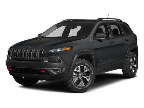 2014 Jeep Cherokee for sale at HILAND TOYOTA in Moline IL