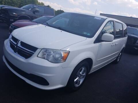 2012 Dodge Grand Caravan for sale at Angelo's Auto Sales in Lowellville OH