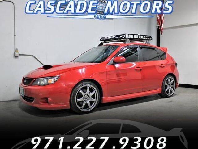 2009 Subaru Impreza for sale at Cascade Motors in Portland OR