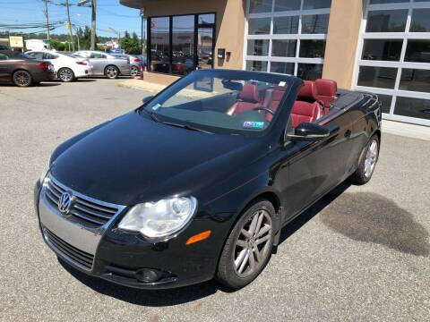 2011 Volkswagen Eos for sale at MAGIC AUTO SALES - Magic Auto Prestige in South Hackensack NJ