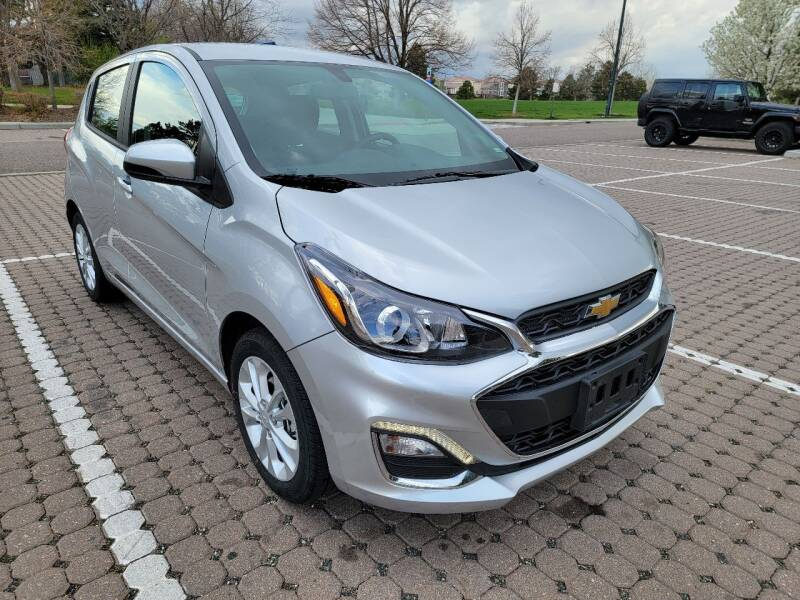 2021 Chevrolet Spark for sale at Red Rock's Autos in Denver CO