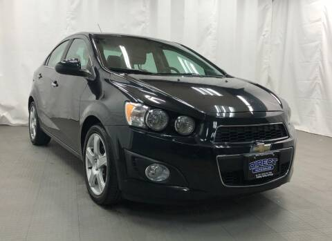 2014 Chevrolet Sonic for sale at Direct Auto Sales in Philadelphia PA