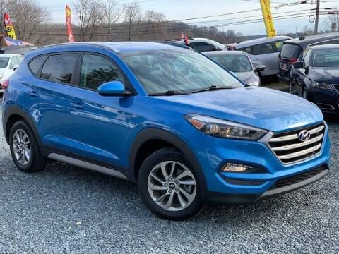 2018 Hyundai Tucson for sale at A&M Auto Sales in Edgewood MD