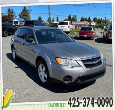 2008 Subaru Outback for sale at Corn Motors in Everett WA