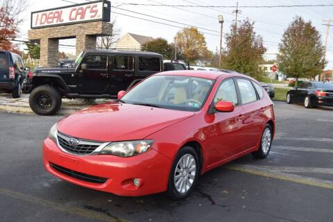 2008 Subaru Impreza for sale at I-DEAL CARS in Camp Hill PA