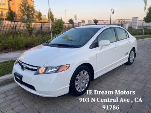 2006 Honda Civic for sale at IE Dream Motors-Upland in Upland CA