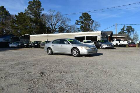 2009 Buick Lucerne for sale at Barrett Auto Sales in North Augusta SC
