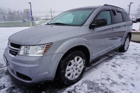 2015 Dodge Journey for sale at MyEzAutoBroker.com in Mount Vernon OH