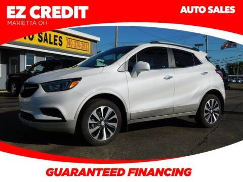 2021 Buick Encore for sale at Pioneer Family preowned autos in Williamstown WV
