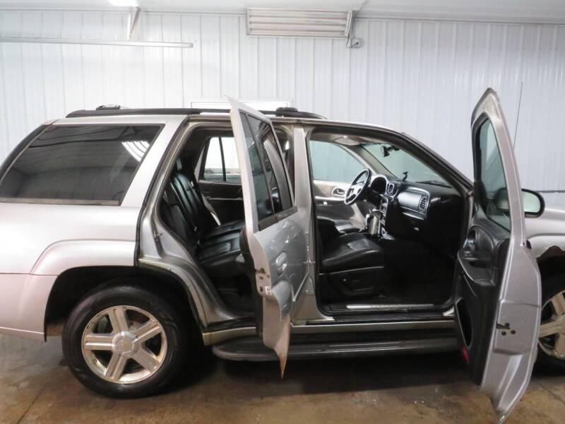 2008 Chevrolet TrailBlazer for sale at Grey Goose Motors in Pierre SD