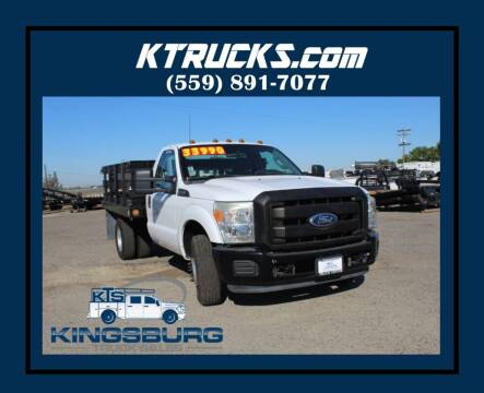 2011 Ford F-350 Super Duty for sale at Kingsburg Truck Center in Kingsburg CA