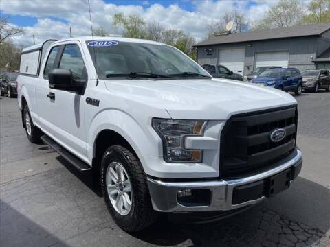 2016 Ford F-150 for sale at HUFF AUTO GROUP in Jackson MI