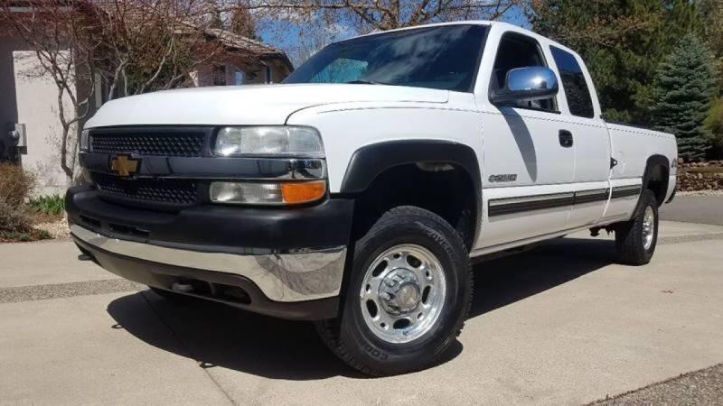 2001 Chevrolet Silverado 2500HD for sale at J.K. Thomas Motor Cars in Spokane Valley WA