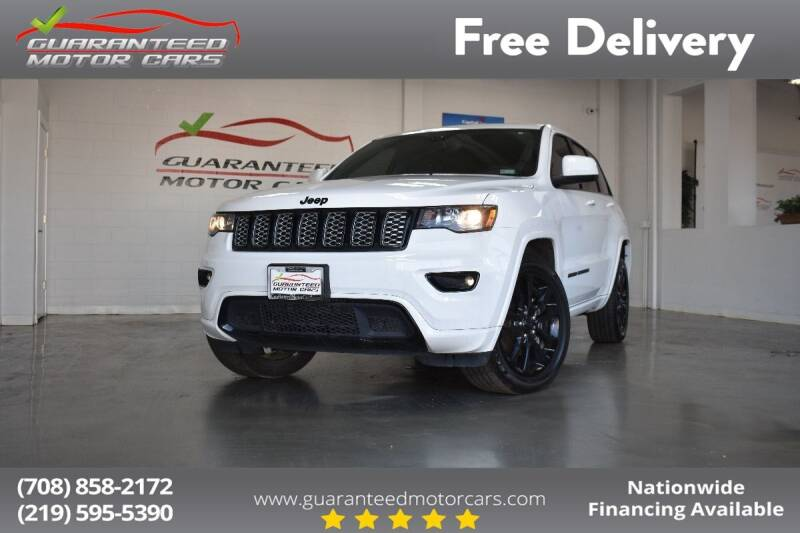 2018 Jeep Grand Cherokee for sale in Lansing, IL
