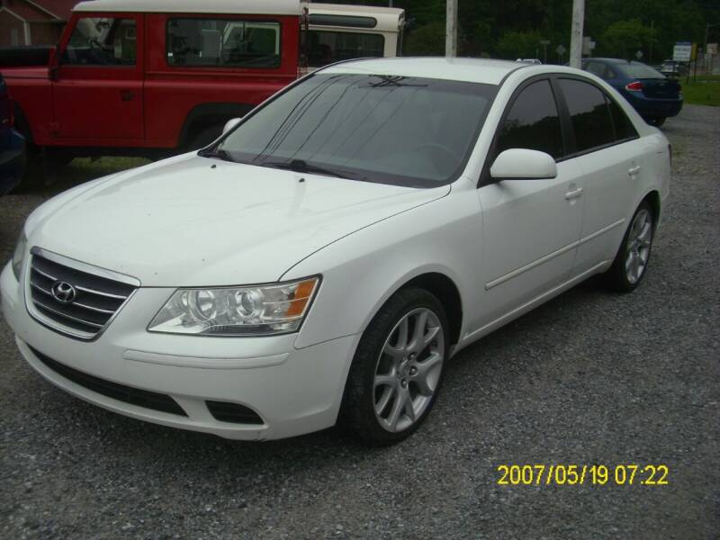 2009 Hyundai Sonata for sale at Motors 46 in Belvidere NJ