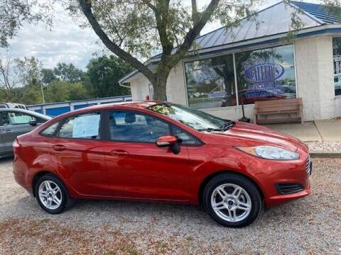 2018 Ford Fiesta for sale at Wallers Auto Sales LLC in Dover OH