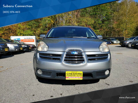 2006 Subaru B9 Tribeca for sale at Subaru Connection in Marlborough NH