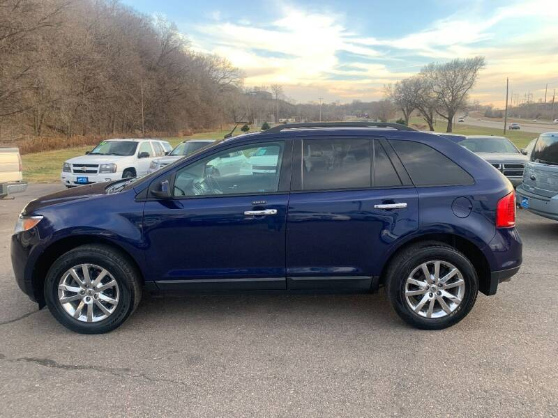 2011 Ford Edge for sale at Iowa Auto Sales, Inc in Sioux City IA
