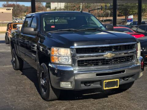 2009 Chevrolet Silverado 2500HD for sale at Magic Motors Inc. in Snellville GA