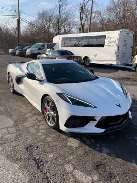 2020 Chevrolet Corvette for sale at Red Top Auto Sales in Scranton PA