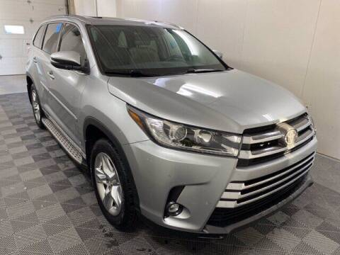 2019 Toyota Highlander for sale at Hickory Used Car Superstore in Hickory NC
