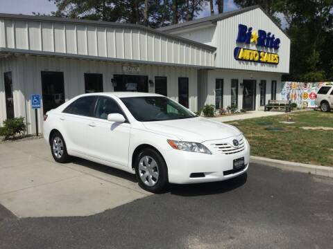 2009 Toyota Camry for sale at Bi Rite Auto Sales in Seaford DE
