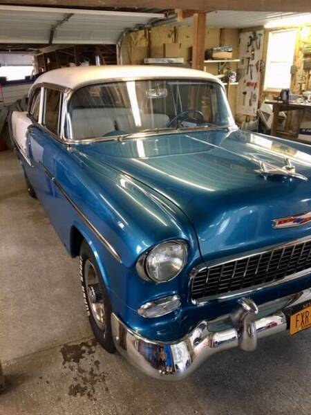 1955 Chevrolet Bel Air for sale in Rochester, NY