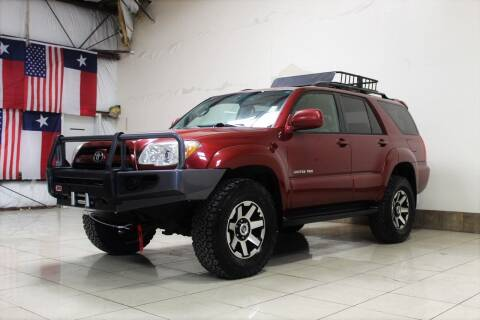 2006 Toyota 4Runner for sale at ROADSTERS AUTO in Houston TX