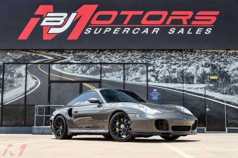 2005 Porsche 911 for sale at BJ Motors in Tomball TX