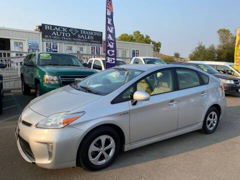 2015 Toyota Prius for sale at Black Diamond Auto Sales Inc. in Rancho Cordova CA