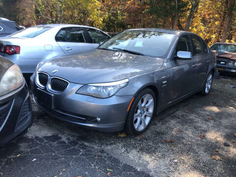 2010 BMW 5 Series for sale at Century Motor Cars in West Creek NJ