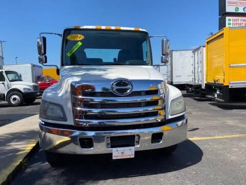 2014 Hino 258A for sale at Orange Truck Sales in Orlando FL