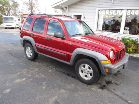 2006 Jeep Liberty for sale at Cars 4 U in Liberty Township OH