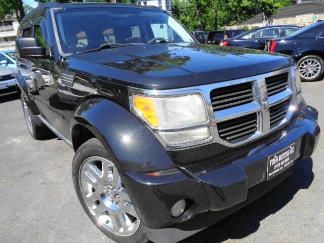 2010 Dodge Nitro for sale at Yosh Motors in Newark NJ