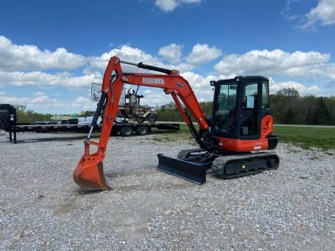 2017 Kubota KX040-4 Excavator