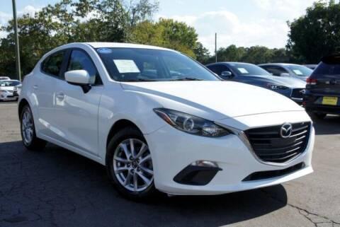 2014 Mazda MAZDA3 for sale at CU Carfinders in Norcross GA