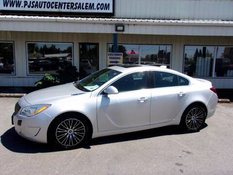 2016 Buick Regal for sale at PJ's Auto Center in Salem OR