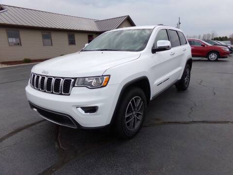 2018 Jeep Grand Cherokee for sale at Westpark Auto in Lagrange IN