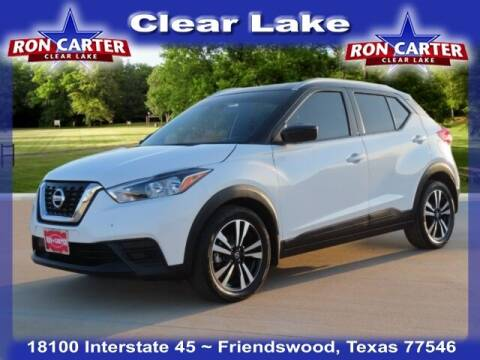 2018 Nissan Kicks for sale at Ron Carter  Clear Lake Used Cars in Houston TX